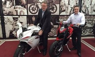 MV Agusta Inaugurates Brazilian Office in Sao Paolo