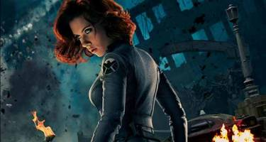 How Scarlett Johansson shaped up for The Avengers: Age Of Ultron