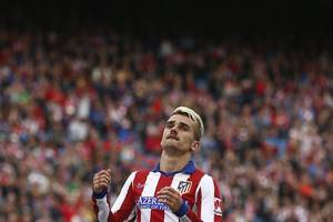 Atletico Madrid 3-0 Elche: Griezmann at the double for champions